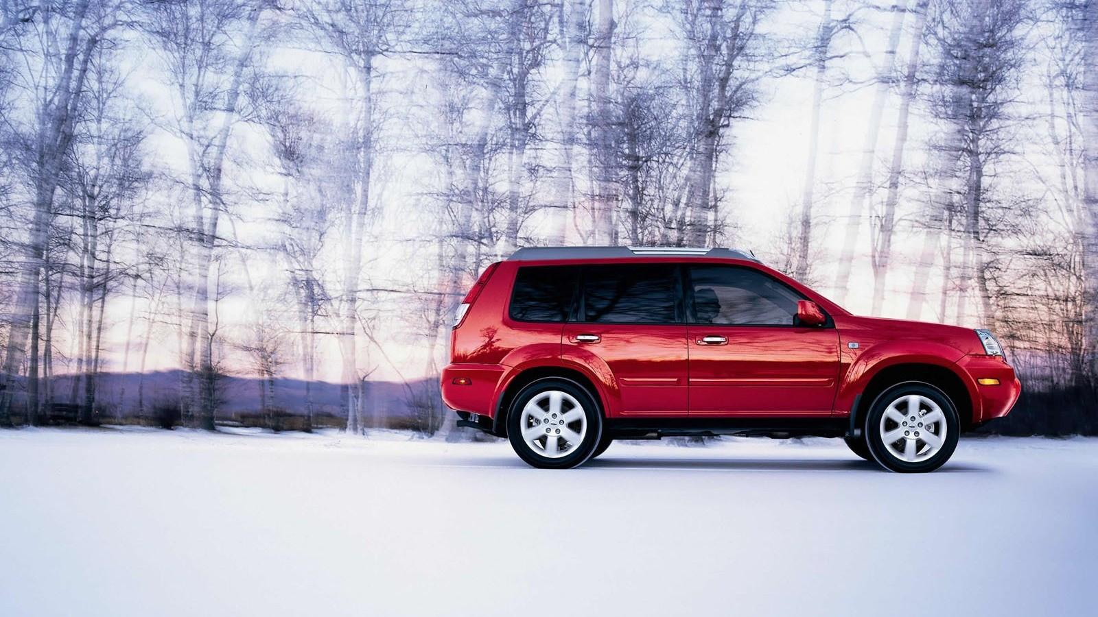 На фото: Nissan X-Trail (T30)