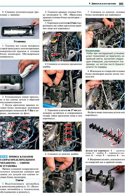 газель ремонт двигателя