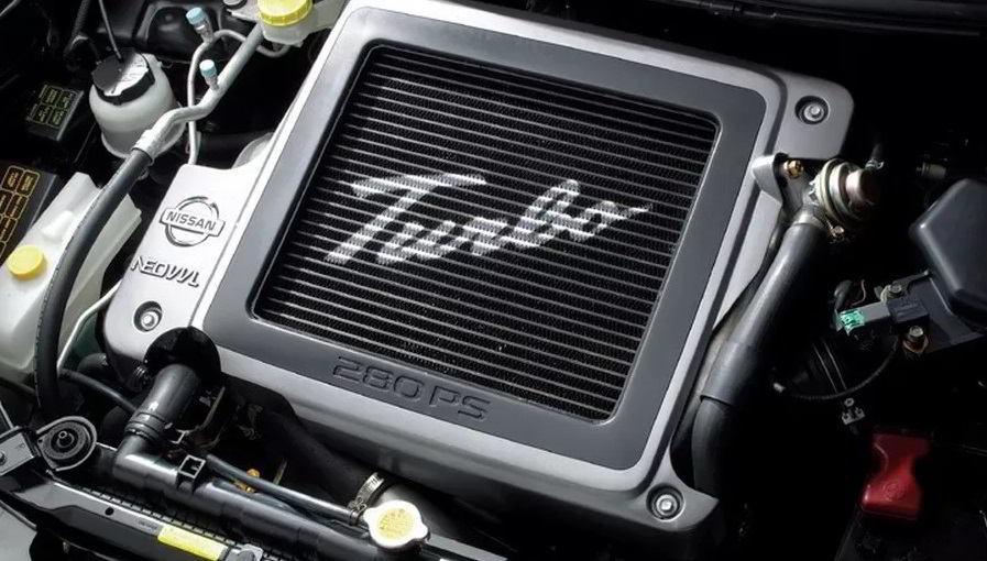 двигатель SR20VET