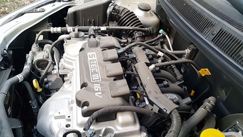 Двигатель Равон Нексия